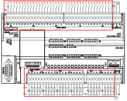 图5. cpu sr60接线图