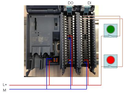 plc硬件及接线示意图-工业支持中心-西门子