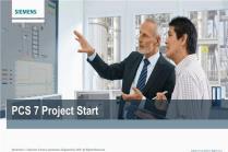 PCS7入门视频2-创建项目