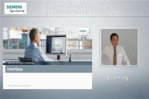 Interface between automation MES system and third party system