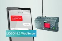 LOGO! 8.2 Web Server功能