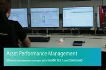 SIMATIC PCS7 & COMOS MRO高效解决方案