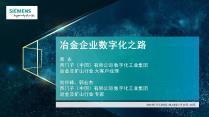 冶金企业数字化之路(上)